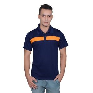 Clothes Plain Mens Polo T Shirt