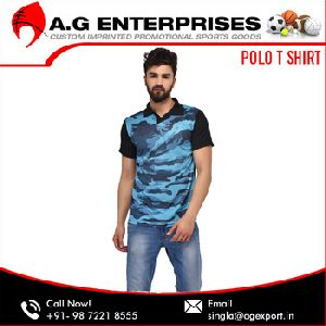 Polo Sublimated T-shirt for Men