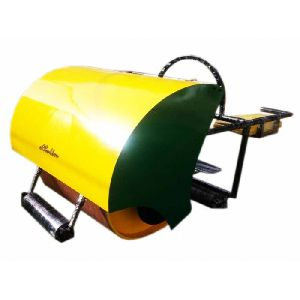 Cricket Pitch Electric Roller (750kg Capacity) with Remote Control
