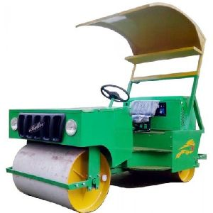 CRICKET PITCH PETROL CUM ELECTRIC ROLLER (1.5 TON CAPACITY)