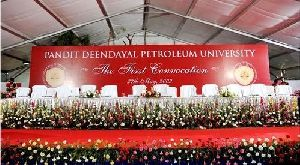 College Functions Flower Decoration