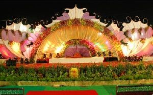 Marriage Mandapam Flower Decoration