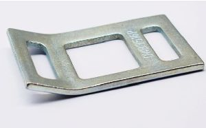One Way Pressed Steel Lashing Buckle 3516P