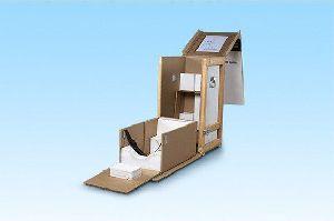 Plywood Corrugated Box