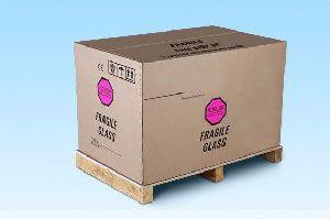RSC Style Corrugated Box