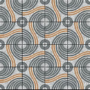 Designer Ceramic Wall Tile 16