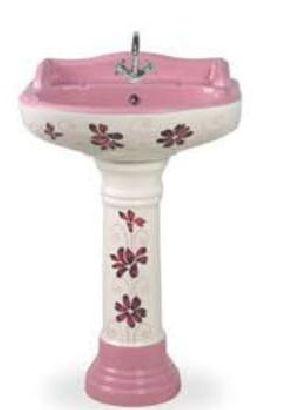 Designer Pedestal Wash Basin 12