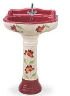 Designer Pedestal Wash Basin 13