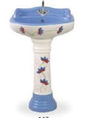 Designer Pedestal Wash Basin 14