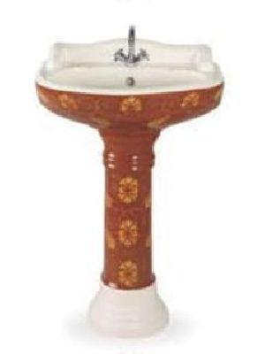 Designer Pedestal Wash Basin 15