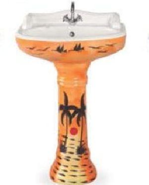 Designer Pedestal Wash Basin 20