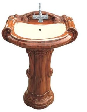 Designer Pedestal Wash Basin 24