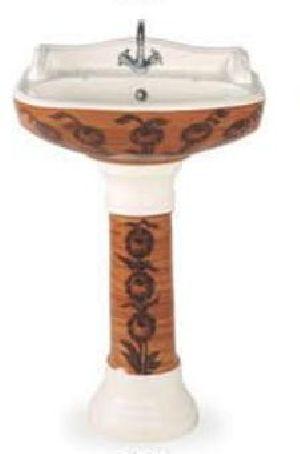 Designer Pedestal Wash Basin 26