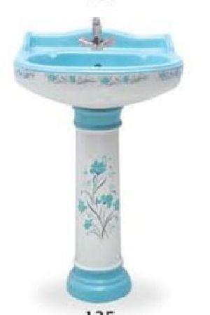 Designer Pedestal Wash Basin 27