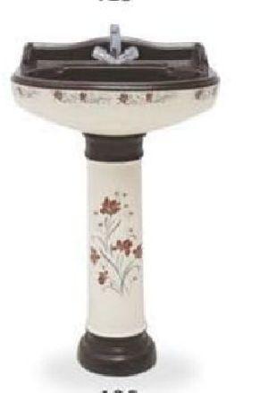 Designer Pedestal Wash Basin 28