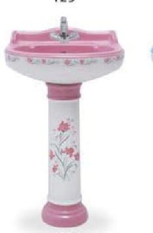 Designer Pedestal Wash Basin 29