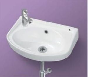 Plain Wall Hung Wash Basin