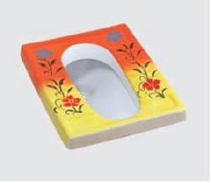 Printed Orissa Pan Toilet Seat 03