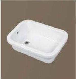 Wall Mounted Urinal Pan 09