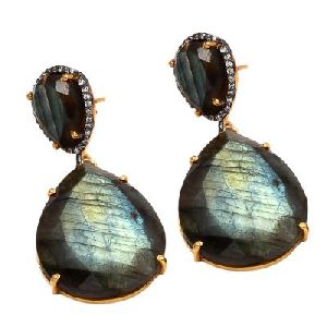Fashion Earring Labradorite Earring