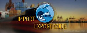Export Import Code Number Services