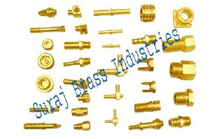 Brass Customized Parts 01