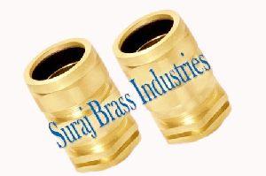 E1W Brass Cable Gland