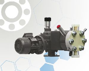 Power Series Hydraulic Double Diaphragm Metering Pump