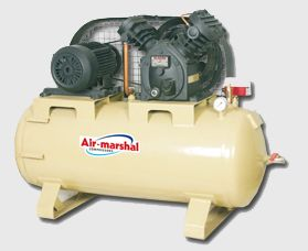 GC 292 - Two Stage Medium Pressure Compressor