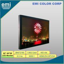 EM650HD4K01 LED LCD Monitor