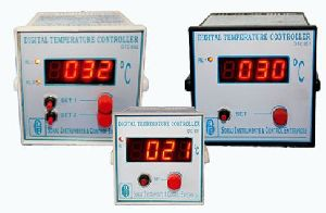 Digital Temperature Controllers (ON-OFF)