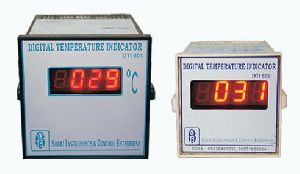 Digital Temperature Indicators with re-Transmission Output