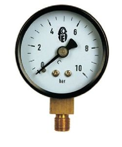 General Purpose & Industrial Pressure Gauges