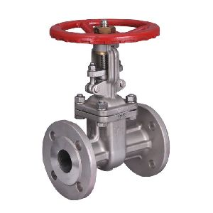 Stainless Steel Flanged Gate Valve