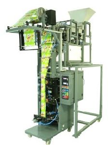 Full Automatic Packing Machine with Chute Bagger