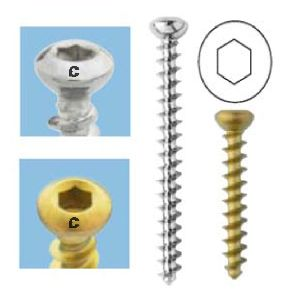Cancellous Screws