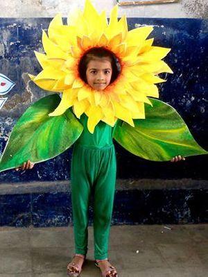 Flower Fancy Dress 03