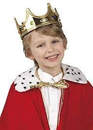 Kings Fancy Dress