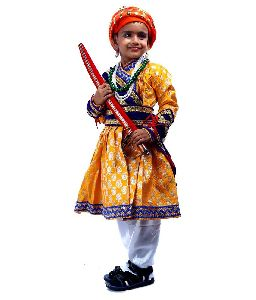 Maratha Raja Fancy Dress