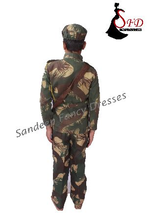 Soldier Fancy Dress 01