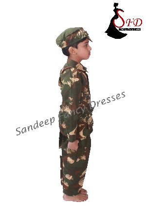 Soldier Fancy Dress 03