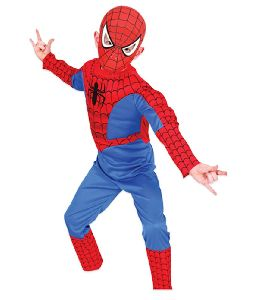 Spiderman Fancy Dress
