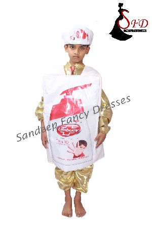 Utility Fancy Dress 04