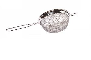 Stainless Steel Double Jali Strainer