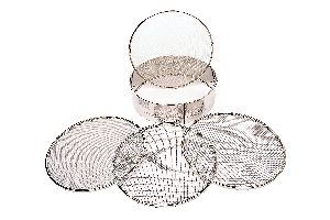 Stainless Steel Folding Sieve