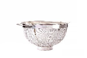 Stainless Steel Round Fruit Basket