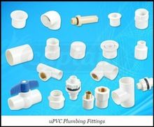 uPVC Pipe Plumbing Fittings