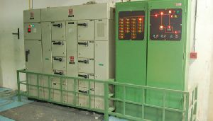 Textile Machinery Control System