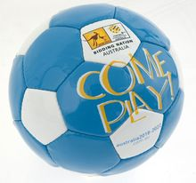Customized soccer ball made of PVC