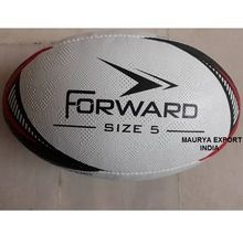 Rugby match ball union